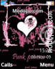 Punk Princess Theme for Sony Ericsson Z610i